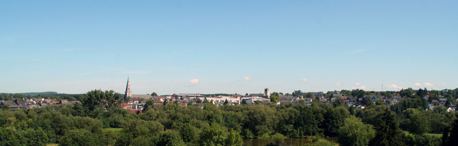 Altenkirchen Panorama